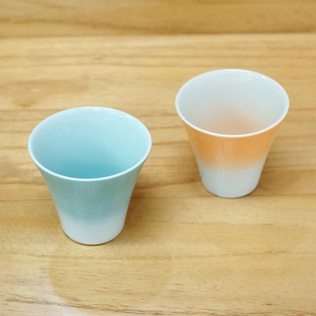 【和食器通販 金照堂】有田焼 藤巻製陶 富士ボウルペア